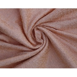 Phantom Brown Exclusive Embroidery  Fabric xyz