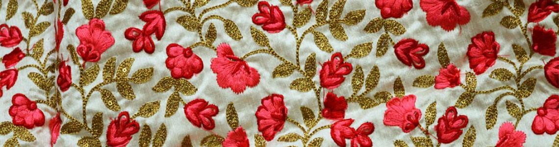 Cotton Embroidery