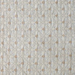 Dyeable Lucknowi Embroidery & Viscose Georgette Fabric